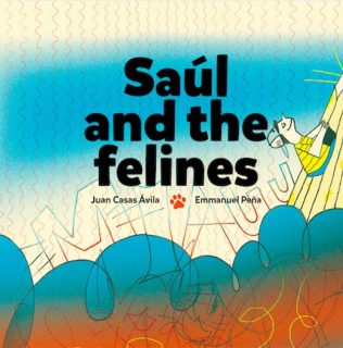 Inglés Ebook Saúl and the felines
